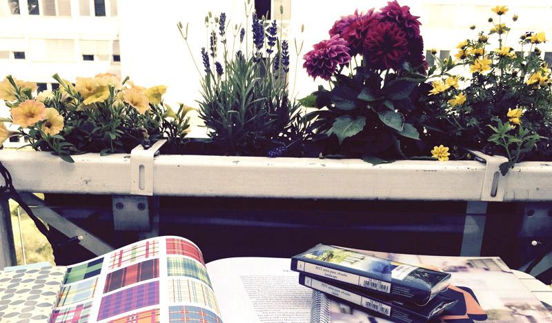 5 Ideen, um draußen kreativ zu sein – ab in die Sonne!