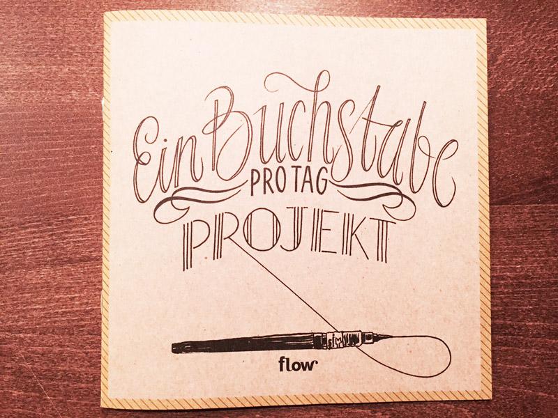 eine erste eigene schrift gestalten hand lettering lernen 3 creatipster. Black Bedroom Furniture Sets. Home Design Ideas