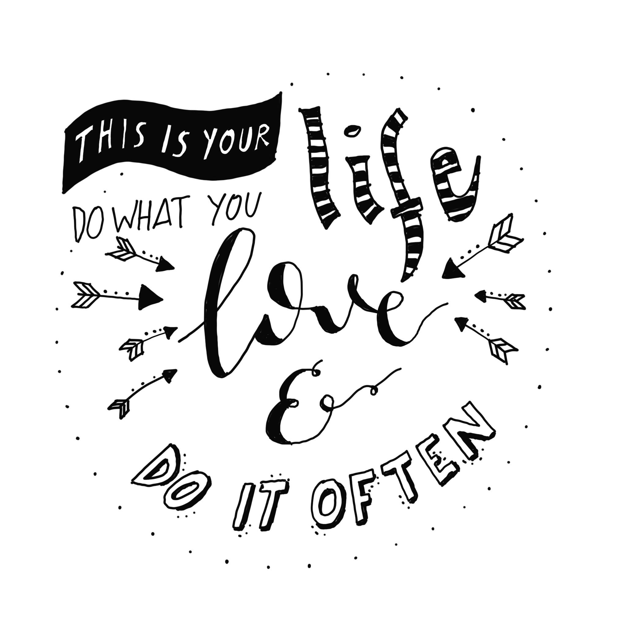 Auf dem Weg meine Kreativität wirklich jeden Tag auszuleben | Die ersten 18 Tage