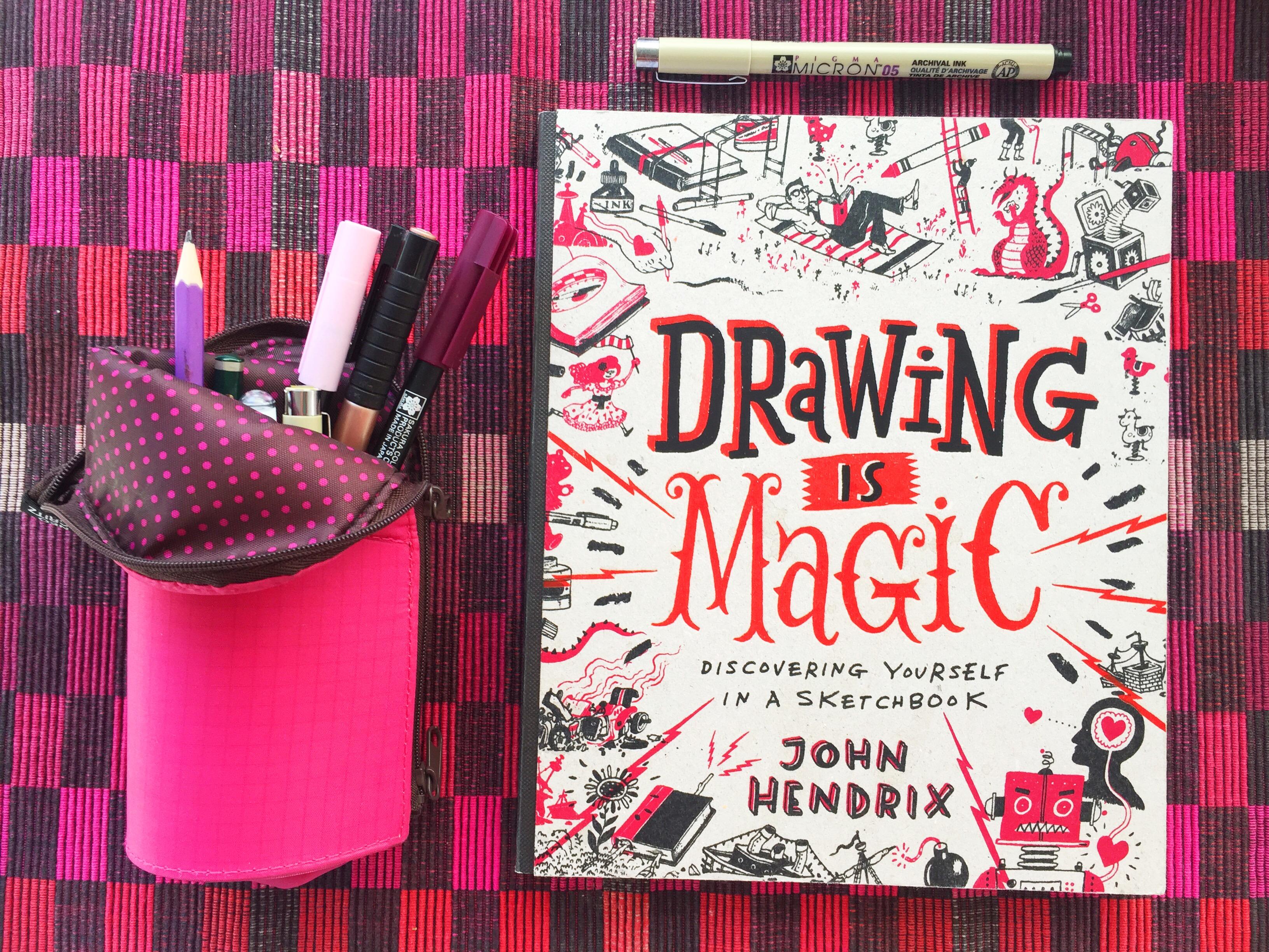 Buchtipp | Kreativ werden, zeichnen lernen, Spaß haben – einfach so im Alltag