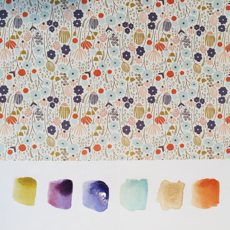 Acrylfarben mischen perfect acrylfarben mischen with - Farben selber mischen tabelle ...