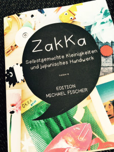 Tuesday_Zakka-Buch