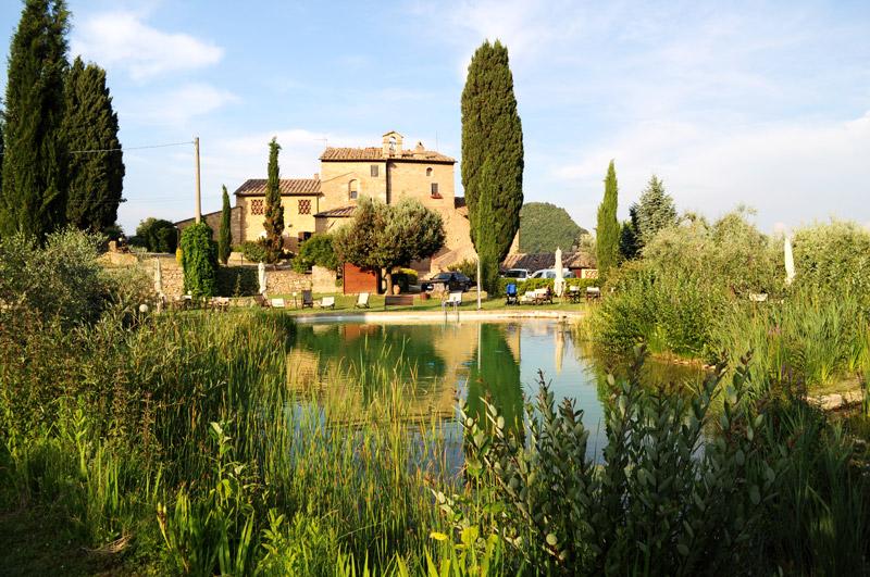 Kreativ sein im Urlaub und 5 Tipps für wunderbare Unterkünfte in der Toskana