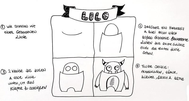 Monster-zeichnen-Lilo