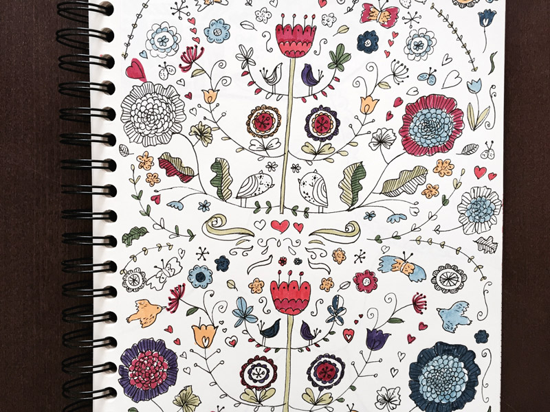 Zeichnen Lernen 5 Einfache Doodle Prompts