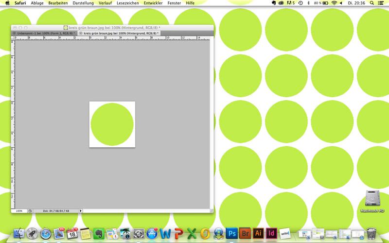 Kreis-Muster