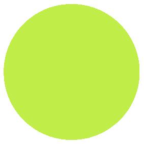 Kreis grün einzeln