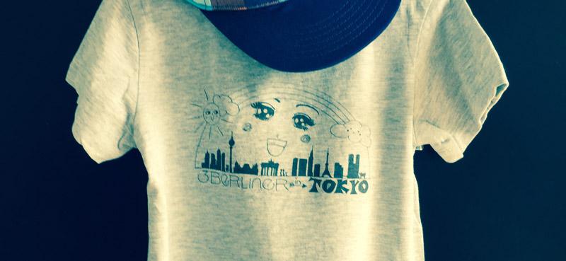 Ja, ich will! Ein T-Shirt bedrucken und eine grandiose Party in der Berliner Malzfabrik