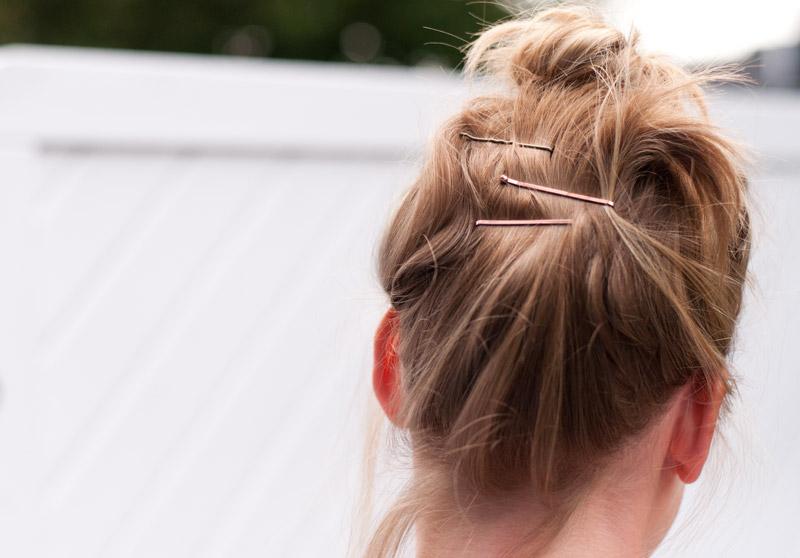 Kreativ Auf Dem Kopf Lässige Diy Hair Tutorials Und Inspirationen