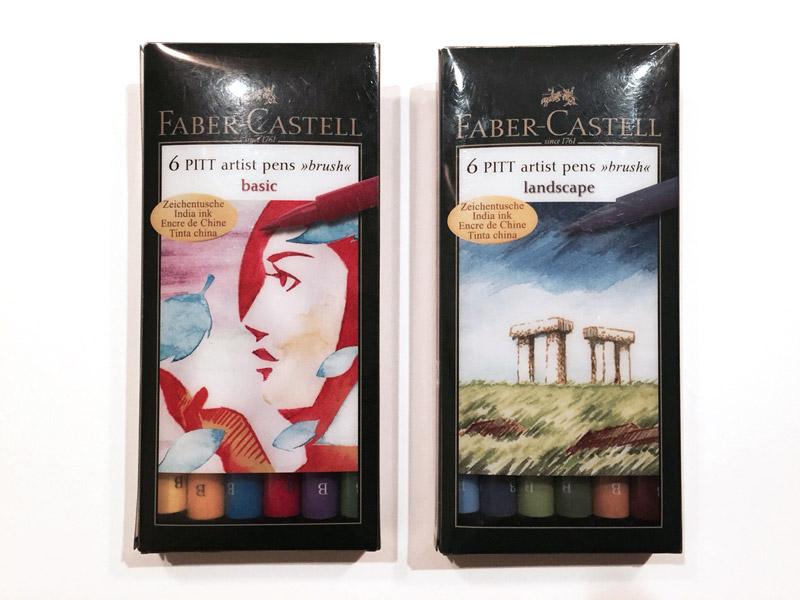 Faber-Castell-Brush-Pens