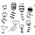 Einfache-Blumen-zeichnen-2_Kombinationen