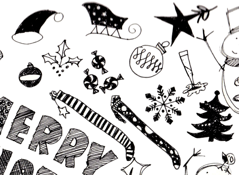 xmas-doodles-style-4