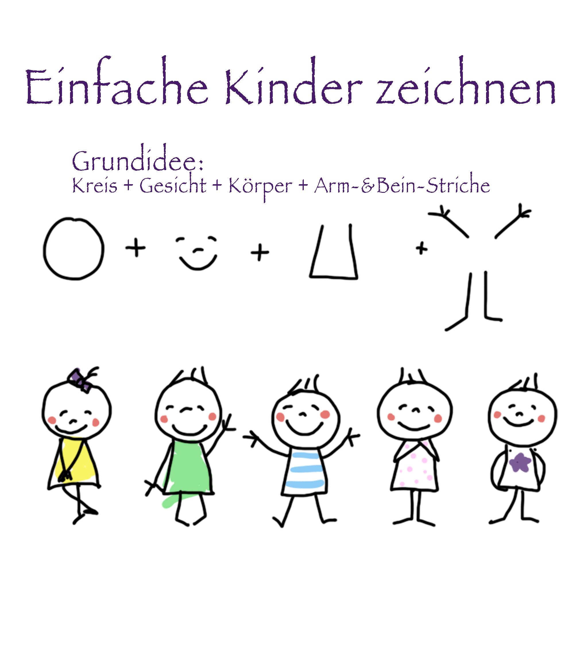 Ziemlich Kinder Die Bilder Für Das Malen Zeichnen Galerie ...