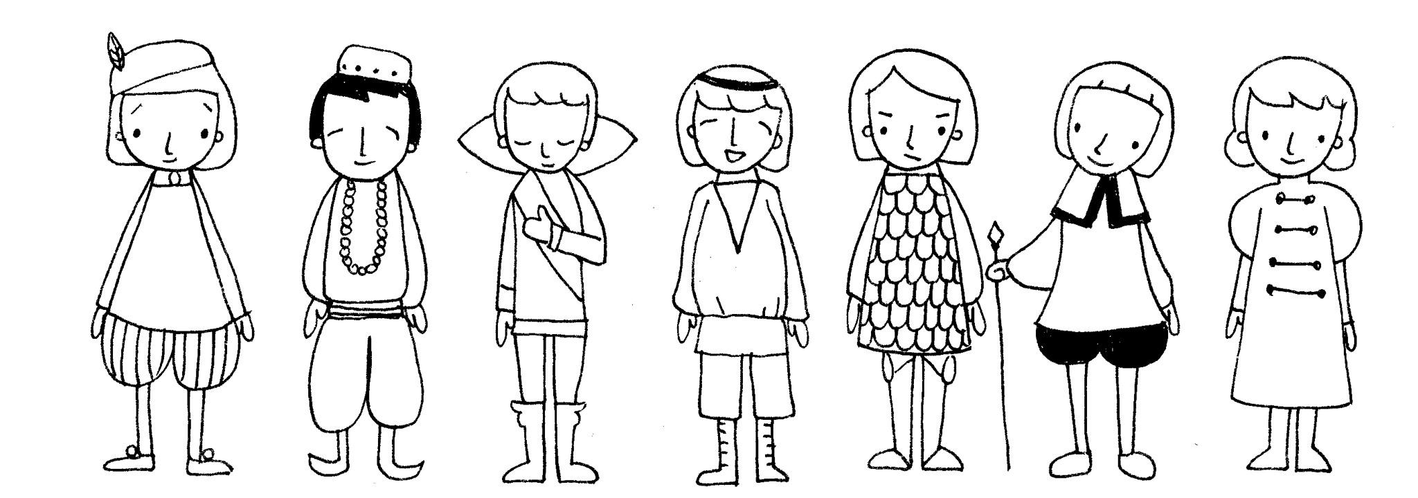 Kleine-Prinzen-zeichnen