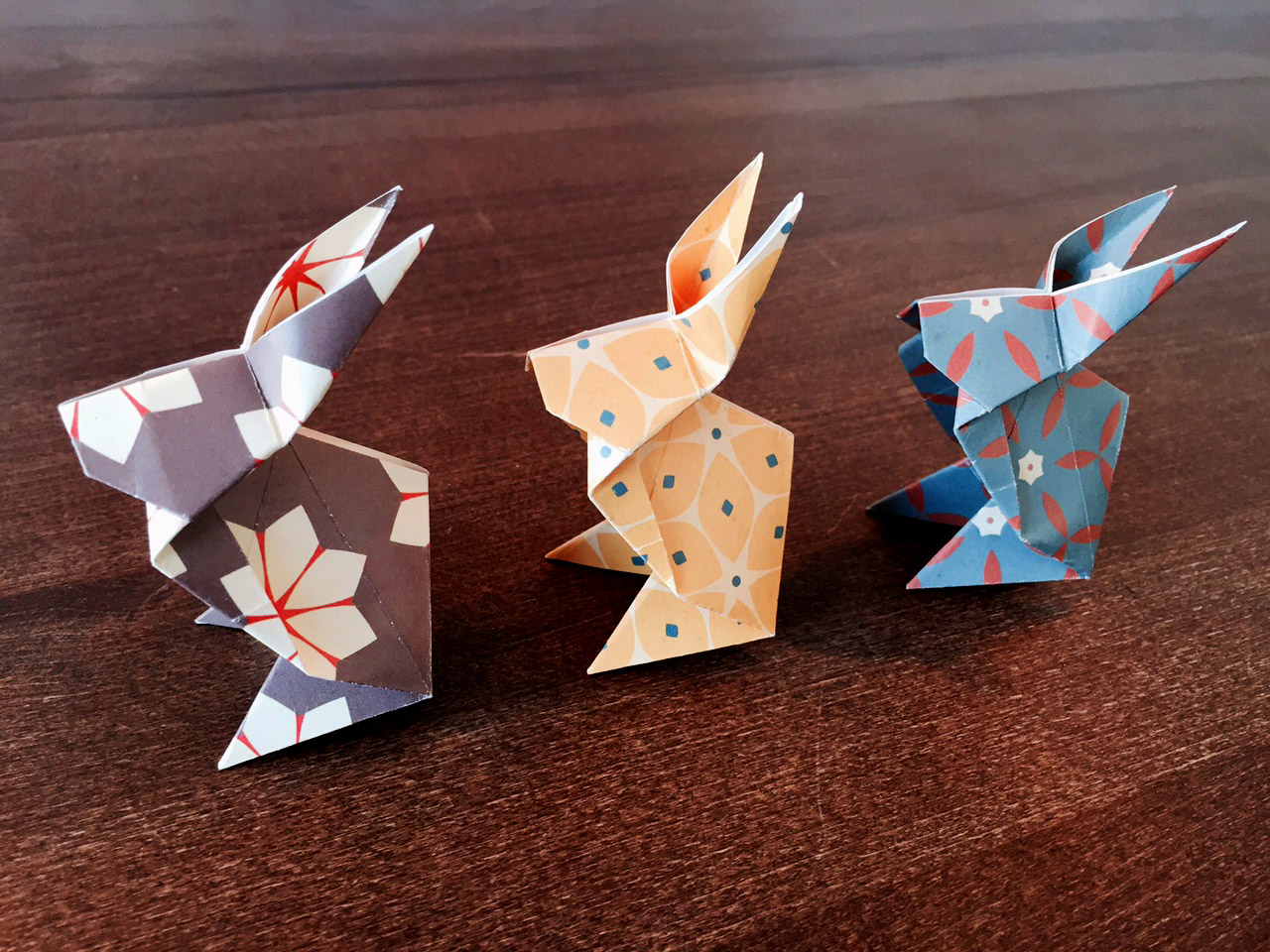 Oster-Origami-Bunny