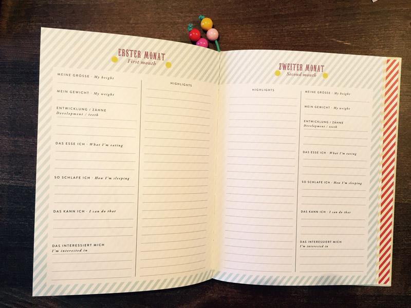 Baby-Journal_Beispielseite-Monat