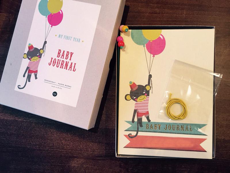 """Ein """"Baby's 1. Jahr Buch"""" nach 2,5 Jahren gestalten – Absolutely gorgeous!"""