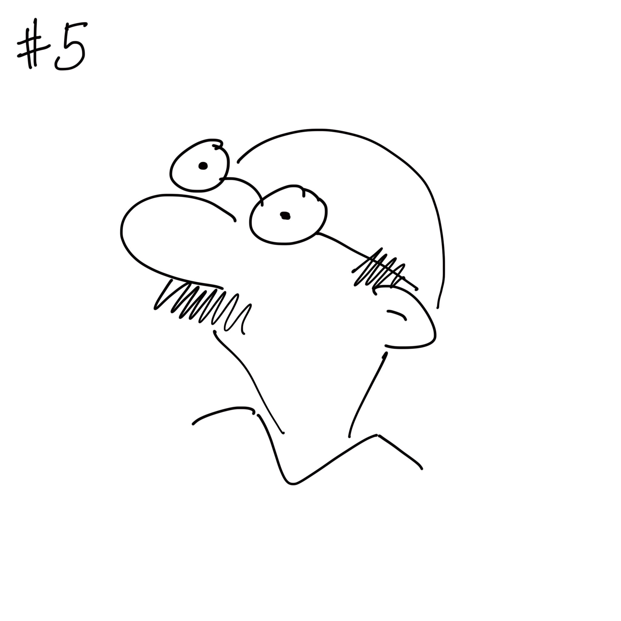 1 Minute Comic Figuren Zeichnen Ein Ted Talk Von Graham Shaw