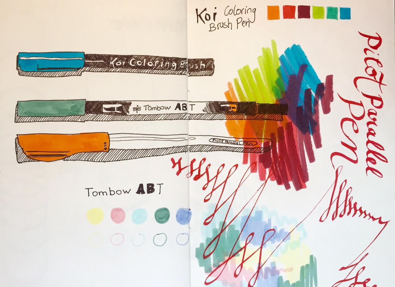3 Tipps für wunderbare Pens – entdeckt bei Modulor in Berlin