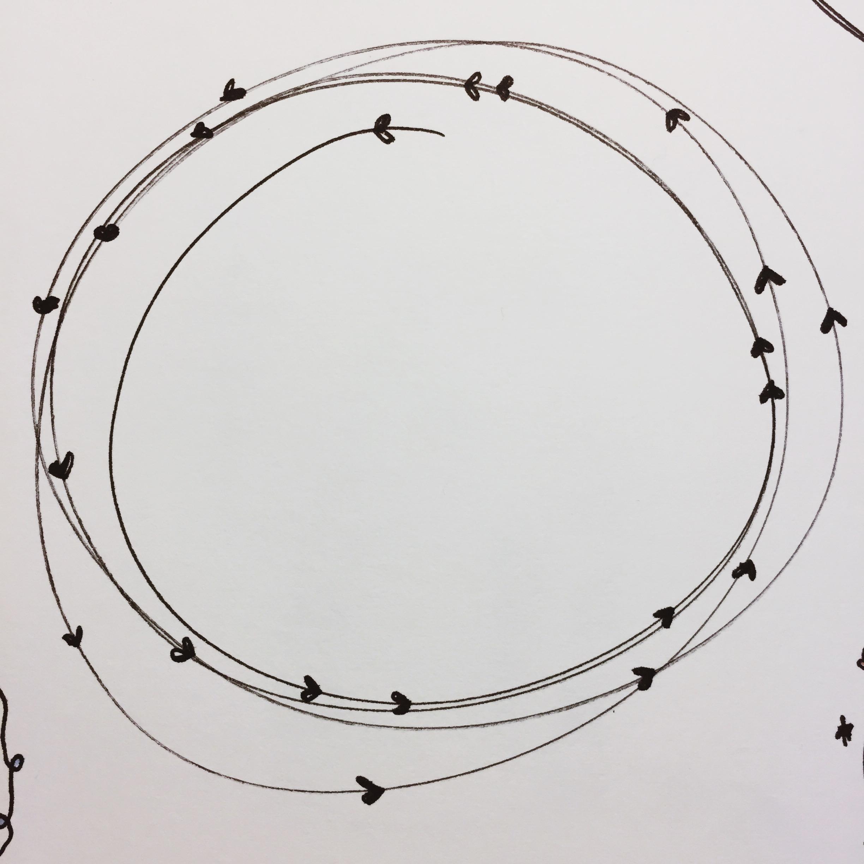 Rahmen zeichnen - Ein kleines Repertoire an hübschen Rahmen zum ...