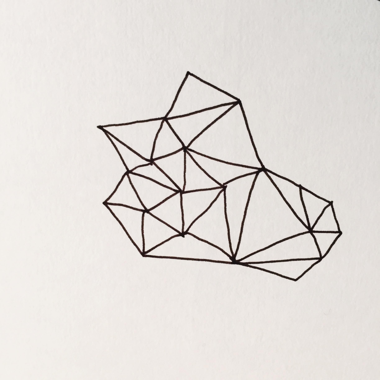 Zeichnen Lernen Im Doodle Stil Mit Geometrischen Formen Spielen
