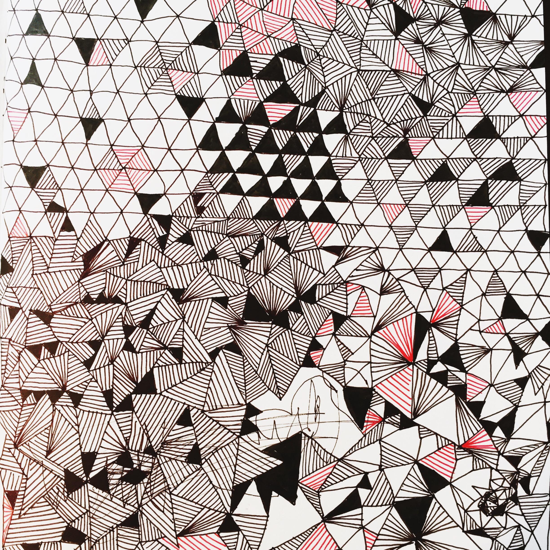 Zeichnen lernen im Doodle Stil | Mit geometrischen Formen spielen – und dabei das Zeichnen spielerisch üben