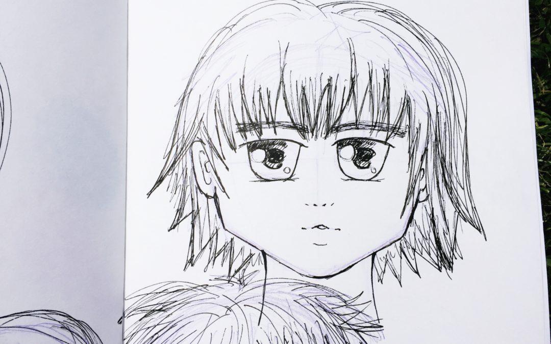 Im Manga-Zeichen-Fieber oder öfter mal was Neues