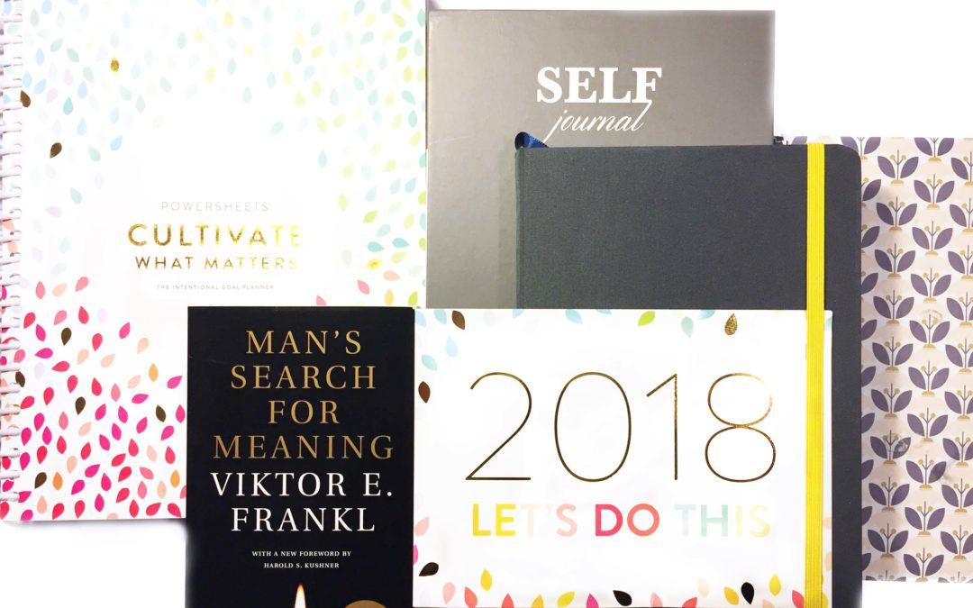 18 Ressourcen, um dein 2018 zu einem wertvollen Jahr zu machen