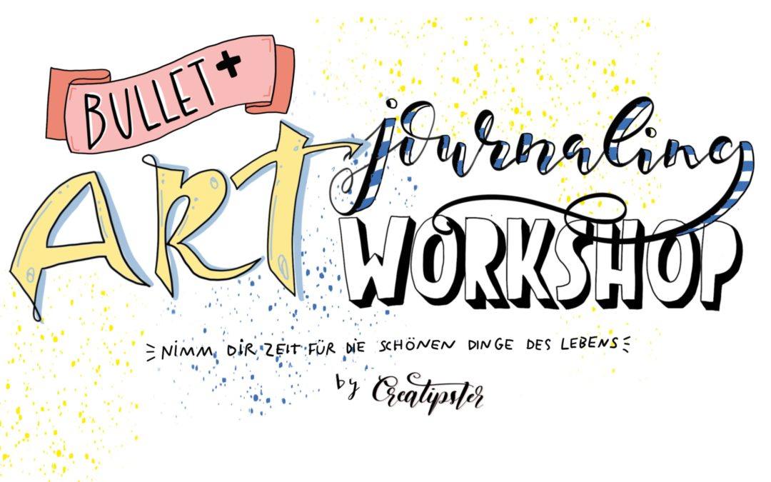 Neuer Workshop: Bullet & Art Journaling in Köln