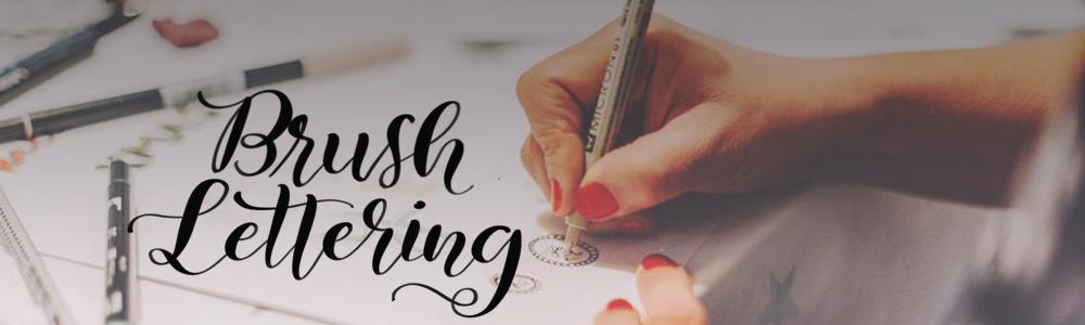Yay! ich habe einen Handlettering & Brush Lettering Online-Kurs für dich gemacht