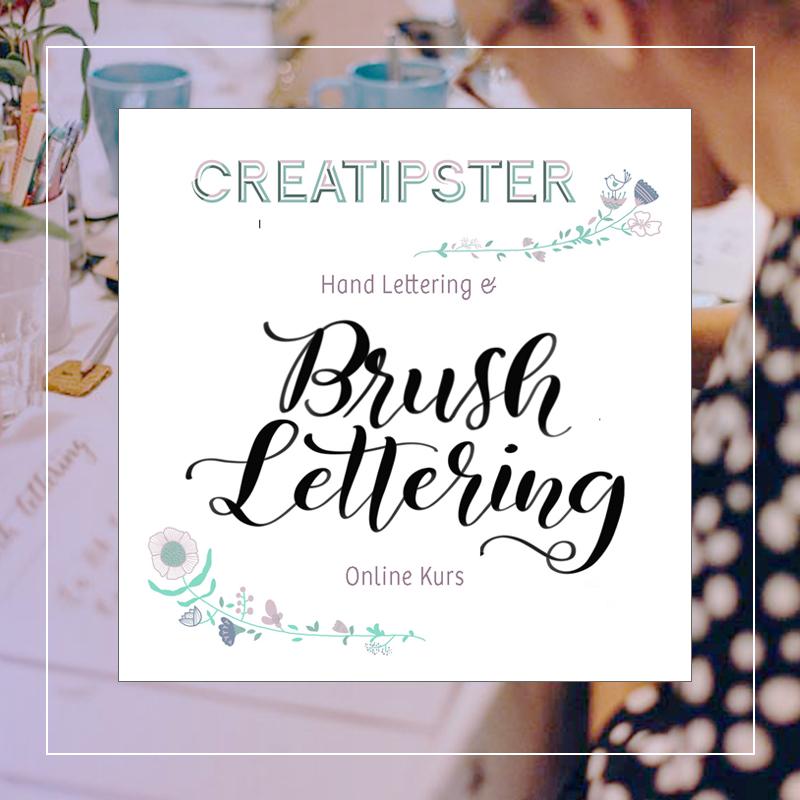 Handlettering & Brush Lettering Online-Kurs